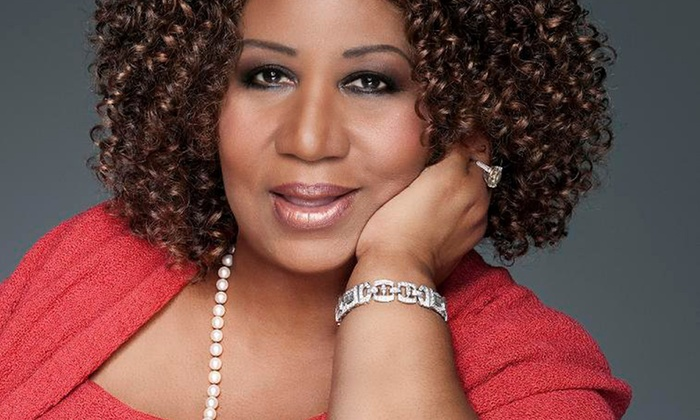 Aretha Franklin - DTE Energy Music Theatre: Aretha Franklin at DTE Energy Music Center on Saturday, July 12 (Up to 40% Off)