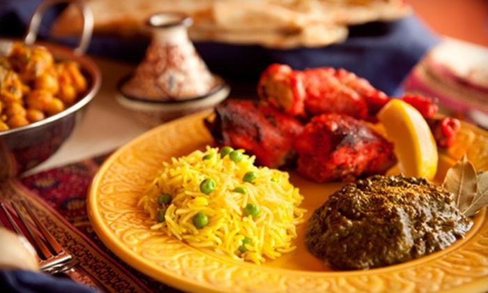 India Coffee and Snacks - Diamond Bar: Vegetarian Indian Food at India Coffee and Snacks (Half Off). Two Options Available.