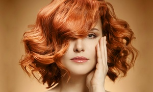 Salon Fryzjersko-Kosmetyczny Beauty Secret: Strzyżenie i modelowanie (29 zł) z regeneracją i masażem głowy (49 zł) lub koloryzacją (99 zł) w Beauty Secret