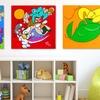 Eric Bourdon Children's Art Prints