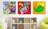 Eric Bourdon Children's Art Prints: Eric Bourdon Children's Art Prints. Multiple Options Available. Free Returns.