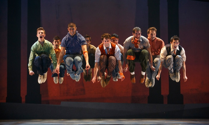 """""""West Side Story"""" - State Theatre: """"West Side Story"""" at State Theatre on June 1 at 8 p.m. (Up to 57% Off)"""