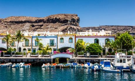 Gran Canaria: 3, 5 o 7 noches para dos con todo incluido, vuelo desde Madrid o Barcelona y traslado, precio por pers