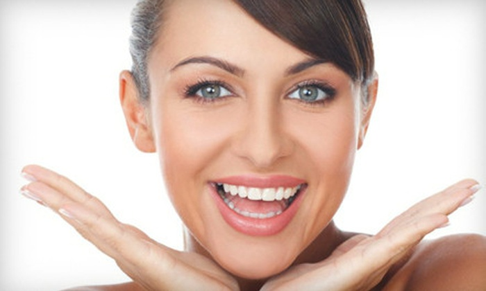 Brightway Smile - Bel-Red: One or Two Teeth-Whitening Treatments at Brightway Smile (Up to 84% Off)