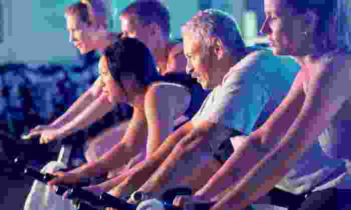 Cycle in Motion - Maplewood: 5 or 10 Indoor-Cycling Classes at Cycle in Motion (Up to 60% Off)