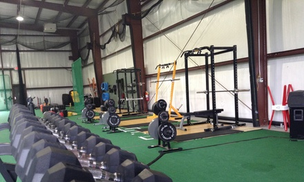 Up to 65% Off Training at Relentless Performance Training
