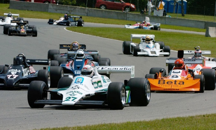 Classic Sports Racing Group Presents: The Charity Challenge Vintage Racing - Sears Point: Classic Sports Racing Group Presents The Charity Challenge Vintage Racing on October 4–5 (Up to 52% Off)