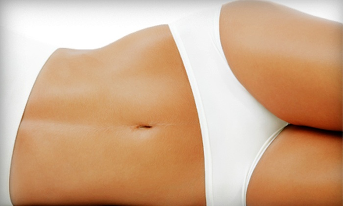 Anti Aging Med Spa - Downtown Miami: 6, 12, or 24 Ultrasonic Cavitation Body-Contouring Treatments at Anti Aging Med Spa (Up to 84% Off)