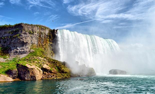 Four Points by Sheraton Niagara Falls Fallsview - Niagara Falls, ON: Stay at Four Points by Sheraton Niagara Falls Fallsview in Niagara Falls, ON. Dates into September.