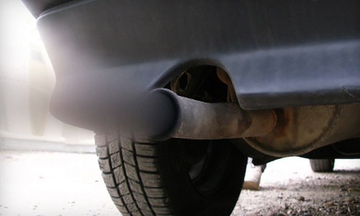 Mableton Auto Center & Towing - Mableton: $10 for a Vehicle Emissions Test at Mableton Auto Center & Towing ($25 Value)