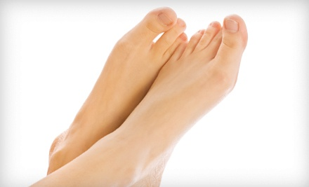 Laser Toenail-Fungus Treatment for One or Both Feet from Gary B Feldman DPM (Up to 70% Off)