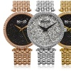 So & Co New York Women's Crystal Bling Bracelet Watch