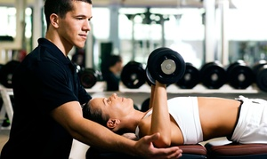 Achieve Fitness: One or Three Personal-Training Sessions with a Nutritional Consultation at Achieve Fitness (Up to 77% Off)