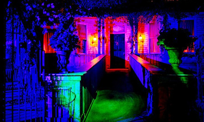 13th Floor Haunted House - Deer Valley: $20 for a VIP 13th Floor Haunted House and Zombieland Haunted House Visit ($35 Value)