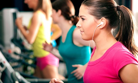 $29 for a 30-Day VIP Gym Package with Unlimited Tanning at Anytime Fitness (Up to $150 Value)