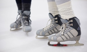 City of Southfield: Ice-Skating with Skate Rental for Two or Four from City of Southfield (Up to 50% Off)