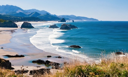 2-Night Stay for Up to Five at Sandy Cove Inn in Seaside, OR