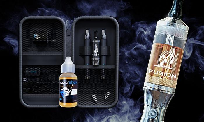 Vapor Shark - Barnegat: E-Cigarette Starter or High-Performance Kit from   Vapor Shark (Up to 60% Off)