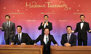 Madame Tussauds DC: Wax-Museum Visit for One at Madame Tussauds Washington D.C. (Up to 23% Off)