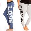 Women's Plus Size Graphic Fleece Joggers