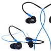 NVX IEWR2 Sweat- and Water-Resistant Sport Earbuds with Built-in Mic