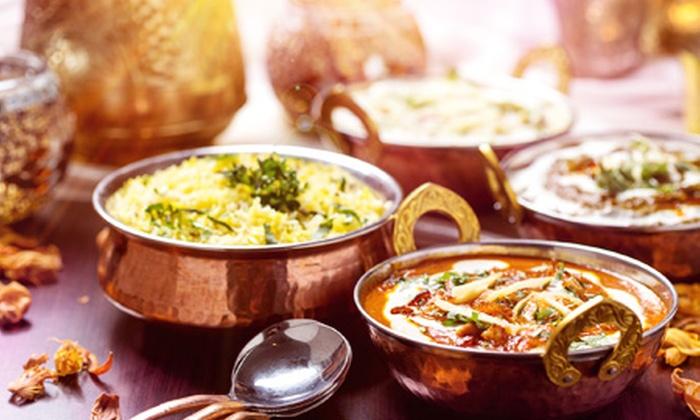 Ganesha Indian Restaurant - Köln: Indisches 4-Gänge-Jubiläums-Menü für Zwei oder Vier im Ganesha-Restaurant ab 19,90 € (54% sparen)