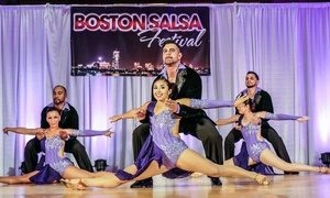 Raices Latin dance: Four Dance Classes from Raices Latin Dance (50% Off)