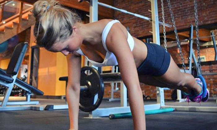 Studio 4 Athletics - Downtown: 10 or 20 Fitness Classes or a One-Year Membership with a Personal-Training Session at Studio 4 Athletics (Up to 78% Off)