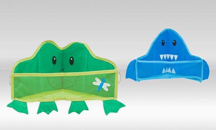 Animal Planet Corner Bath Caddy: Animal Planet Frog or Shark Corner Bath Caddy. Free Returns.