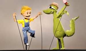 """Paul Mesner Puppets Presents """"the Best Pet Of All,"""" October 29��november 15 (up To 50% Off)"""