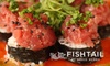 David Burke - Fishtail - Upper East Side: $79 for a Four-Course Upscale Seafood Dinner for Two at Fishtail by David Burke (Up to $170 Value)
