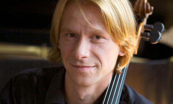 Rice Toyota Chamber Series Presents Sergey Antonov, Cello - UNCG Recital Hall: Greensboro Symphony Chamber Orchestra with Sergey Antonov on Friday, April 8, at 8 p.m.