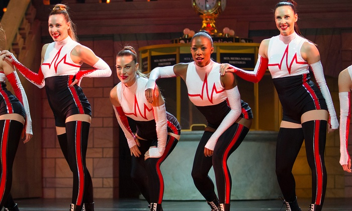 The New York Spectacular Starring the Radio City Rockettes - Radio City Music Hall: This Summer: The New York Spectacular Starring the Radio City Rockettes (June 15—Aug 7)