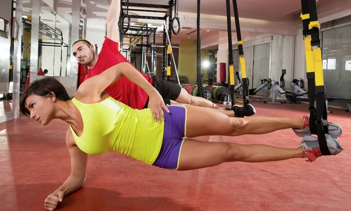 Be Complete America - Minneapolis: $8 for One 25-Minute Personal TRX Suspension-Training Session at Be Complete America ($45 Value)