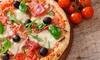 Pizza all you can eat da 18 Euro