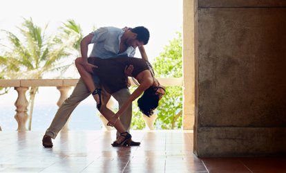 36.50 for a 6-Week Absolute Beginner Salsa, Kizomba, or  Bachata  (Up to 46% Off)