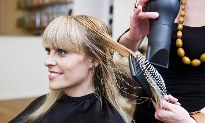 Studio M Hair - Office: Wash, Blow-Dry, Treatment and Colour or Foils at Studio M Hair