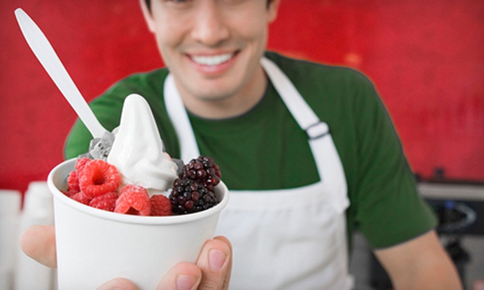 YoBelle - Pembroke Lakes Regional Center: Frozen Yogurt at YoBelle (Up to 53% Off). Two Options Available.