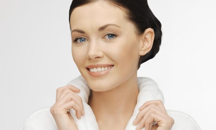 Go Platinum Salon And Medspa - Peabody: Up to 52% Off Eyebrow Shaping and Waxing at Go Platinum Salon And Medspa