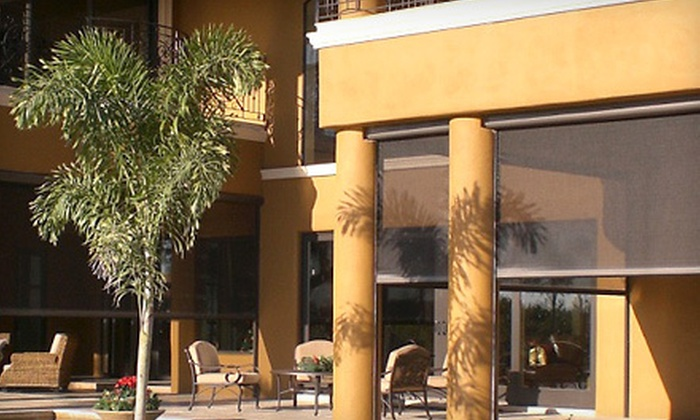 Sierra Shading Solutions - Washoe Regional Center: Solar Screens, Blinds, and Awnings from Sierra Shading Solutions (Up to 67% Off). Two Options Available.