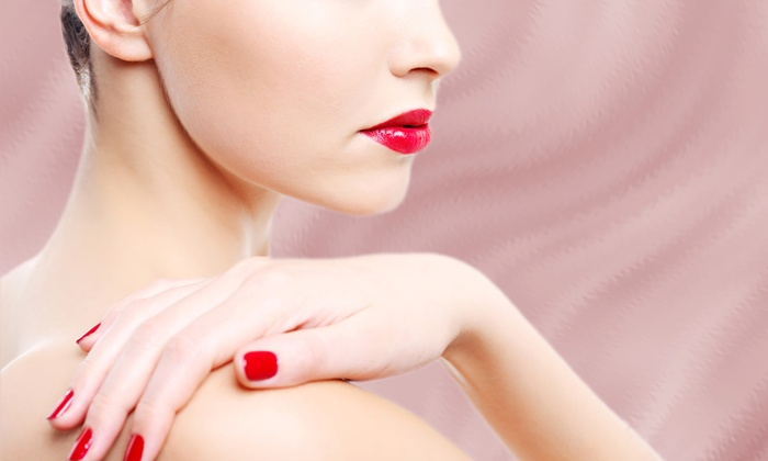Kylie @ Be You Salon - Broken Arrow: One or Two Groupons, Each Good for One Shellac Manicure from Kylie at Be You Salon (Up to 52% Off)