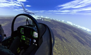 Air Combat Centre: From $69 for a Super Hornet or Jet Airliner Simulation at Air Combat Centre (From$99 Value)