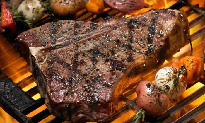 Austin's Smokin' Steak House - Mayfield: $25 for $50 Worth of Steak-House Cuisine at Austin's Smokin' Steak House