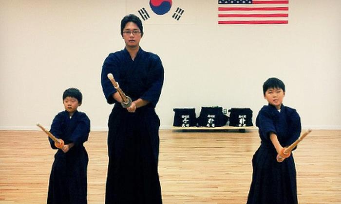 Sae Shim Kumdo Academy - Norwood: 10 or 20 Kumdo Classes at Sae Shim Kumdo Academy (Up to 80% Off)