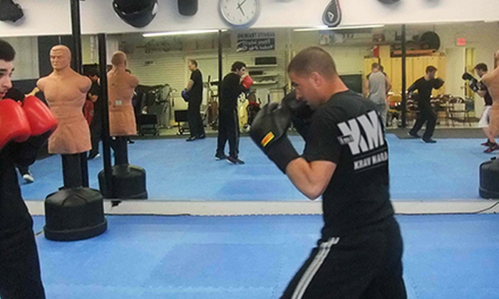 Krav Maga NJ - Ramsey: 5, 10, or 15 Unisex Classes or 10 Women's Classes at Krav Maga NJ (Up to 81% Off)