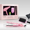 $69.99 for an Eva NYC Ultimate Glam Set in Hot-Pink Zebra