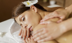 30-minute Massage With Optional 75-minute Happy Feet Package At Body Smile Thai Massage And Spa (up To 61% Off)