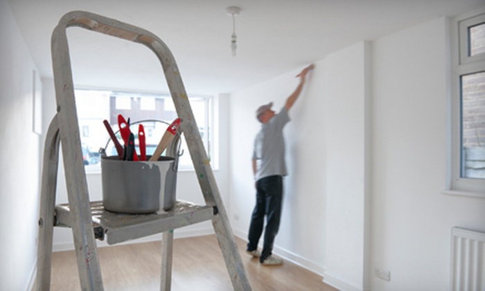 Paint It Forward - Boston: Interior Painting of One, Two, or Three 12'x15' Rooms from Paint It Forward (Up to 60% Off)
