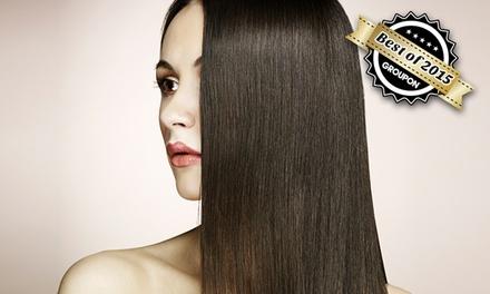 Haarschnitt inklusive Maske und Kur oder Keratinbehandlung bei Senjuels Hairdesign ab 24,90 € (bis zu 60% sparen*)