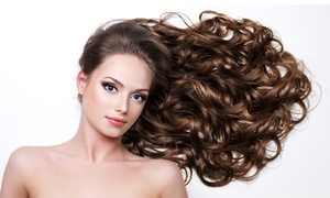 Alises Hair and Nails: Wash, Cut or Restyle and Conditioning with Highlights or Colour at Alises Hair and Nails (Up to 69% Off)